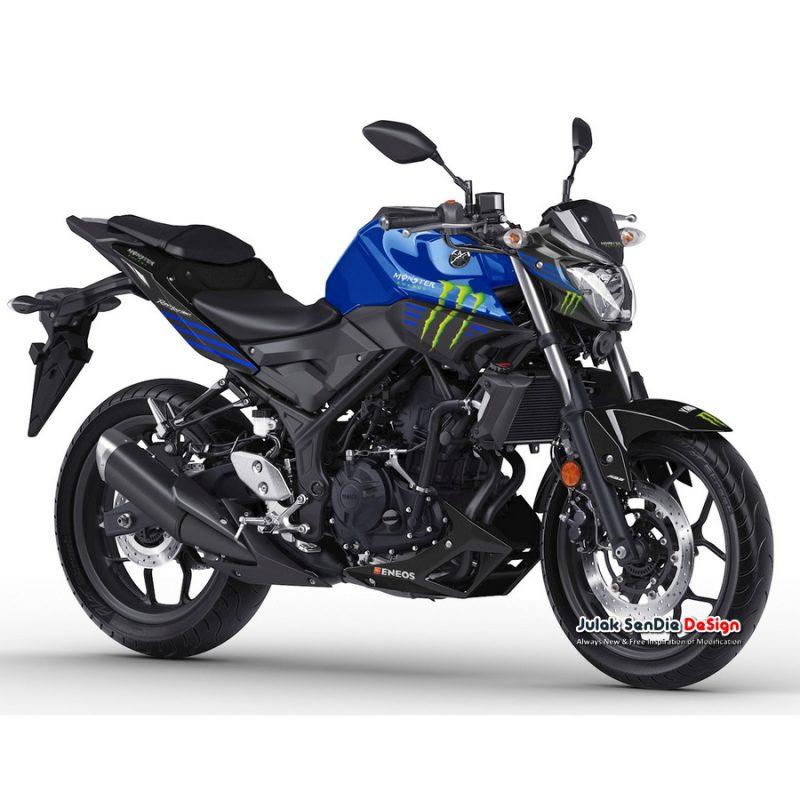Yamaha รุ่น MT-25