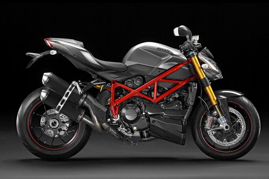 ซีอีโอ ดูคาติ เร่งเปิดตัว Ducati StreetFighter V4 ให้เร็วที่สุด