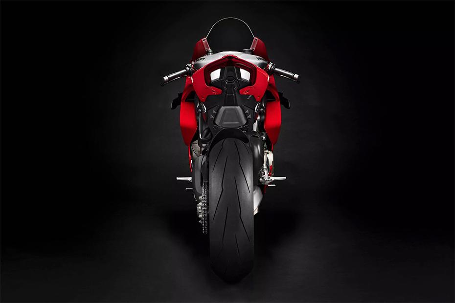 ท้าย Ducati Panigale V4R