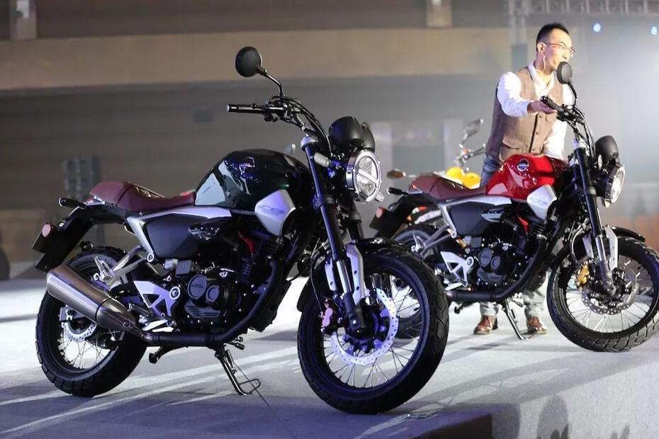 New Honda CB190SS 2019
