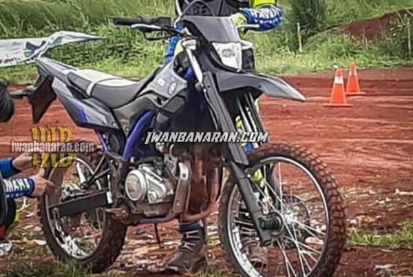 ภาพ Spyshot รุ่น โมเดลโฉมใหม่ Yamaha XTZ125