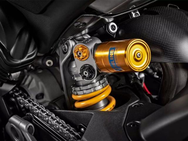 ระบบกันสะเทือนหลัง Ducati Panigale V4R