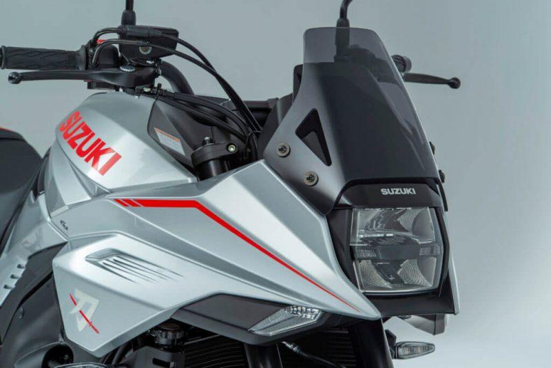 ออล นิว Suzuki Katana 2019 ไฟหน้า