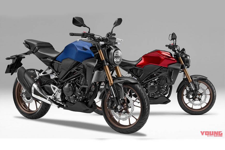 อัพเดทสีใหม่ Honda CB250R 2019 เท่มีสไตล์แนวเน็กเก็ตสปอร์ต