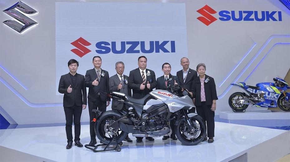 เปิดตัว All New Suzuki Katana ในประเทศไทยอย่างเป็นทางการ