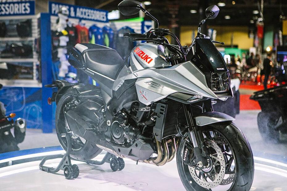 เปิดตัว All New Suzuki Katana ในงาน Motor Show 2019
