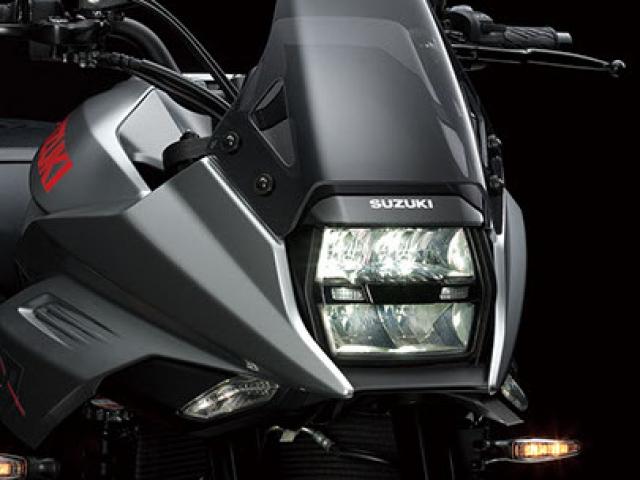 ไฟหน้ารถ Suzuki Katana