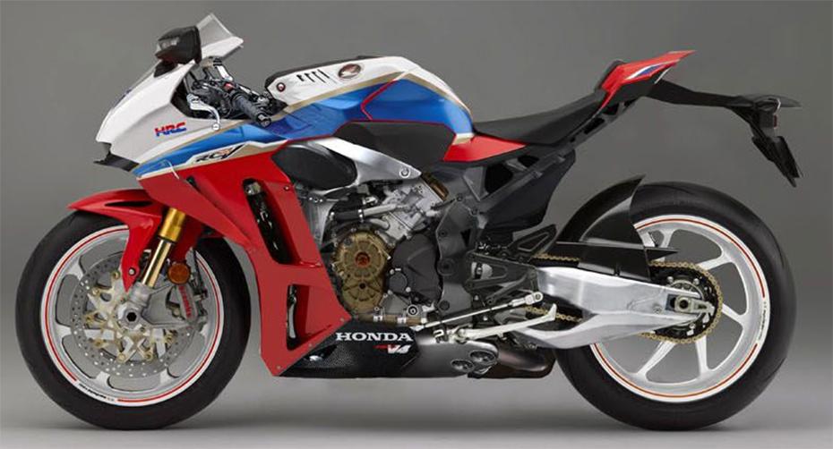All New Honda V4
