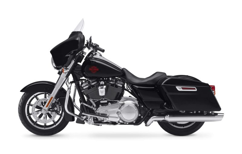 Harley-Davidson รุ่น H-D Electra Glide Standard ด้านข้าง