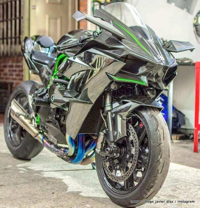Kawasaki Ninja H2R ปี 2019 พร้อมจำหน่ายครั้งแรกที่ประเทศอินเดีย