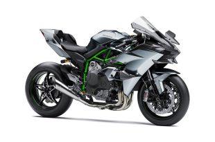 Kawasaki Ninja H2R ปี 2019