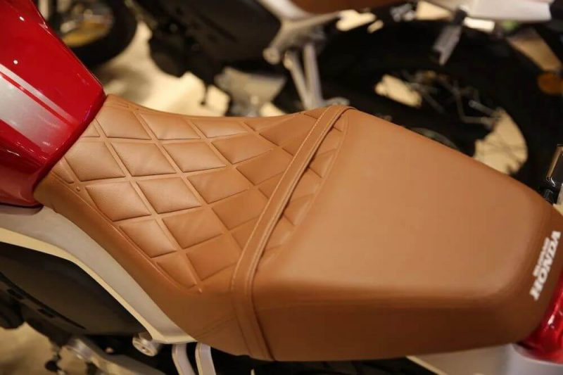 New Honda CB190SS ปี 2019 เบาะหนังสีน้ำตาล