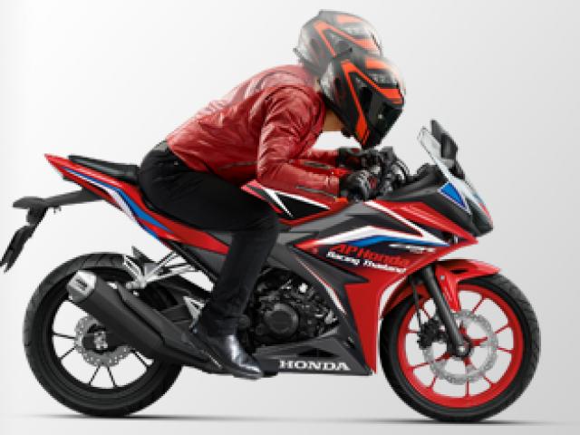 New Super Sport Riding Position