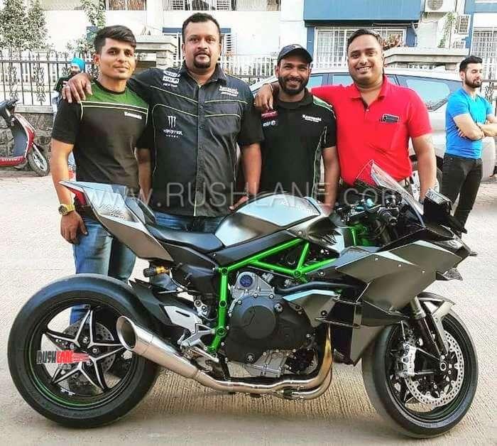 Ninja H2R ปี 2019 พร้อมจำหน่ายครั้งแรกที่ประเทศอินเดีย