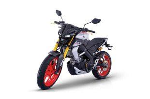 Yamaha MT-15 พร้อมอุปกรณ์เสริม อย่างเป็นทางการที่ประเทศอินโดนีเซีย