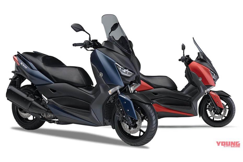 ยามาฮ่า XMAX ABS 2019 มาพร้อมกับ 4 สีใหม่ให้เลือก