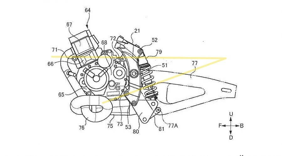 การออกแบบทั้งเครื่องยนต์ที่มีขนาดกระทัดรัด คาดขนาด 250 ซีซี