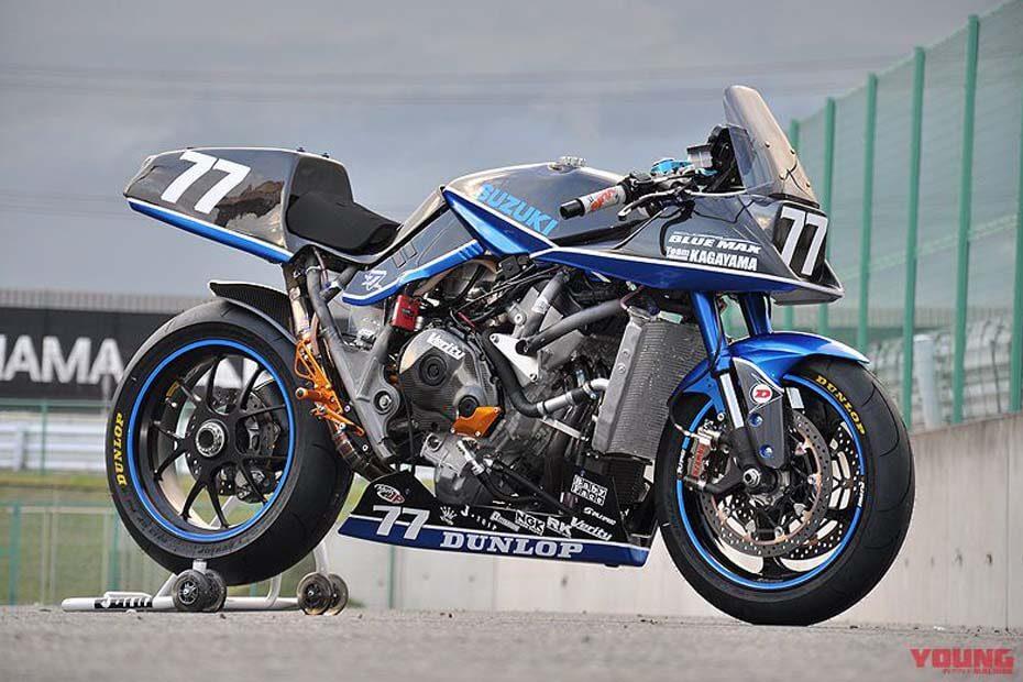 เผยโฉมการแต่ง Suzuki Katana GSX-R1000 1980 ที่ Tokyo Motorcycle Show 2019