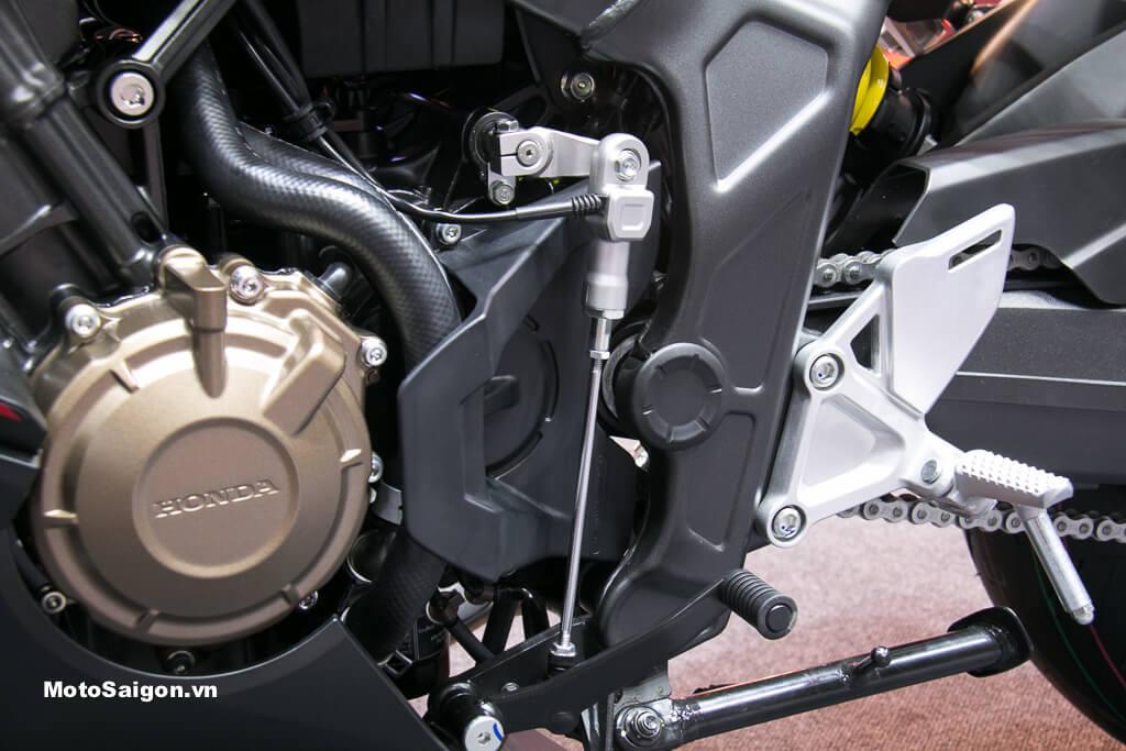 นิว ฮอนด้า ซีบีอาร์650อาร์ ควิกชิพเตอร์ (Quick Shifter)