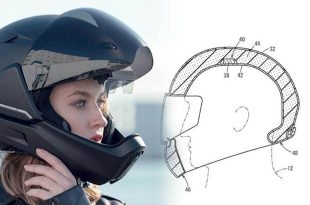 ภาพที่ใช้เป็นเพียงการสื่อถึงหมวกกันน็อคระบบจดจำใบหน้าเท่านั้น