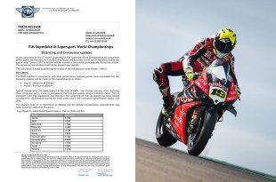 อัลวาโร่ บาติสต้า สังกัดทีม Ducati ควบ Panigale V4R