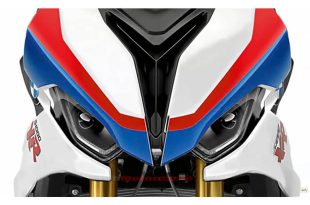 All New BMW S1000XR