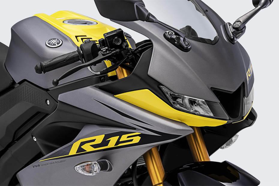 อัพเดทสีใหม่ All New Yamaha R15 2019 พร้อมราคาอย่างเป็นทางการราวๆ 80,000 บาท