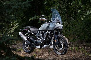 Harley Davidson รุ่น Streetfighter 975