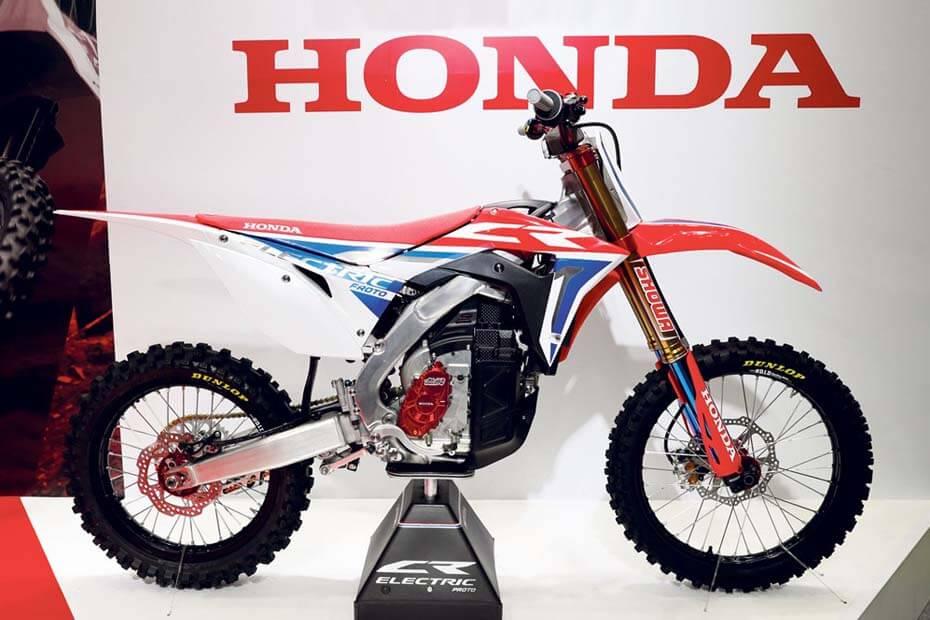 Honda CR-E รถจักรยานยนต์เอ็นดูโร่พลังงานไฟฟ้า