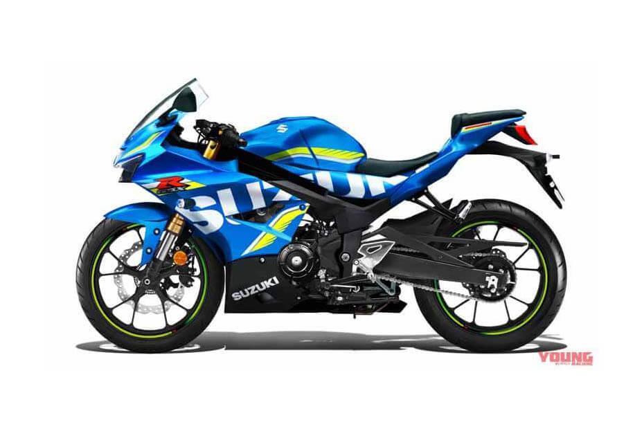 นิว ซูซูกิ GSX-R250