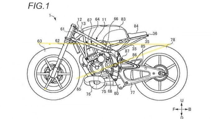 Suzuki สิทธิบัตรใหม่ล่าสุด คาดอาจเป็นรถสำหรับการแข่งขัน Moto3