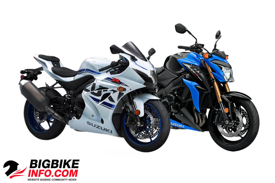 โปรโมชั่นสำหรับ รุ่น GSX-R1000 และ รุ่น GSX-S1000
