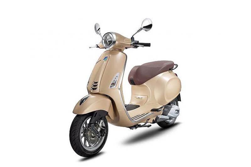 Vespa Primavera 150 i-Get ABS 2019