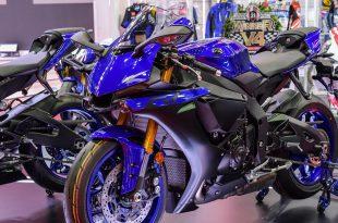 Yamaha ในงาน Motor Show 2019