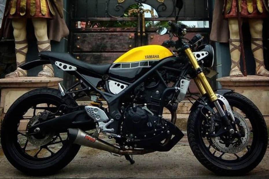 ผลงาน Yamaha XSR300 การคัสตอมใหม่เอี่ยม คาดอาจใช่โฉมใหม่ในอนาคต