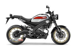 New Yamaha XSR155
