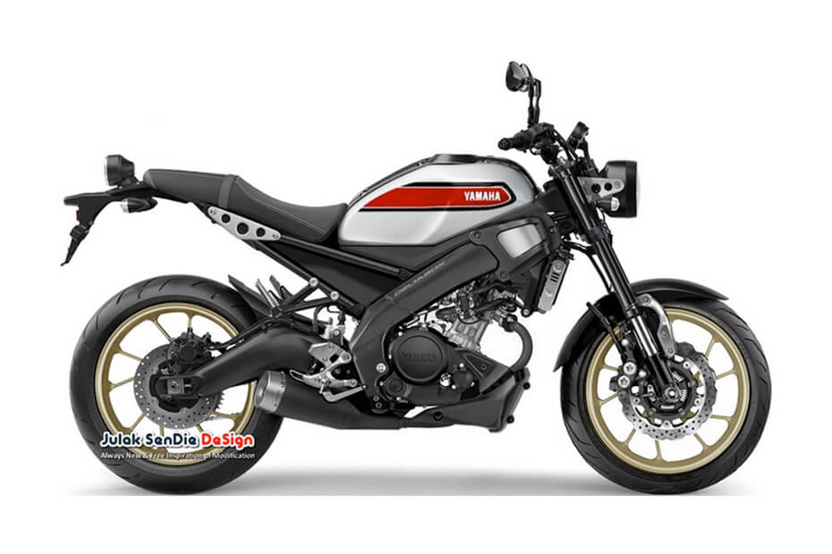 New Yamaha XSR155