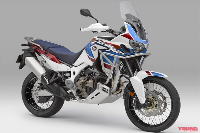 New Honda CRF1000L Africa Twin