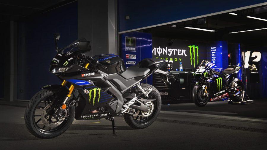 ยามาฮ่า YZF-R125 Monster Energy MotoGP Edition