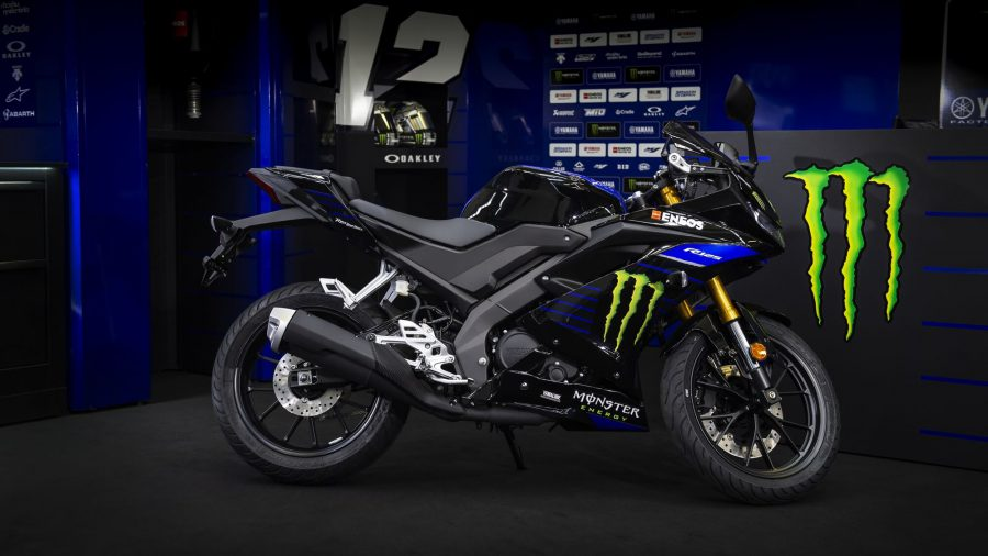 YZF-R125 Monster Energy Yamaha MotoGP Edition