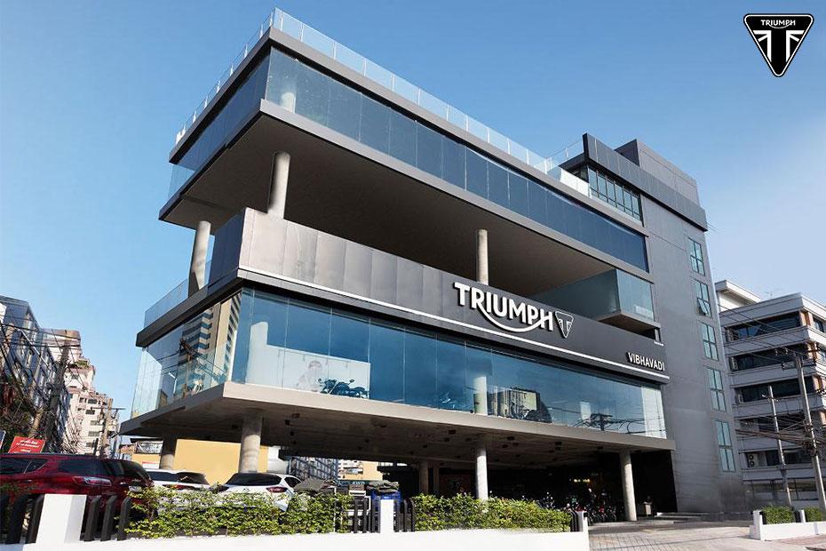 Triumph ET-1 ยืนยันแผนการมอเตอร์ไซค์ไฟฟ้า