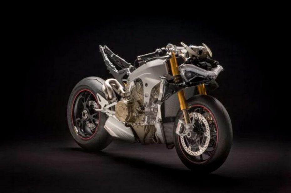 ภาพหลุด Ducati