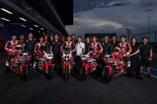 AP Honda Asia Road-Racing Team