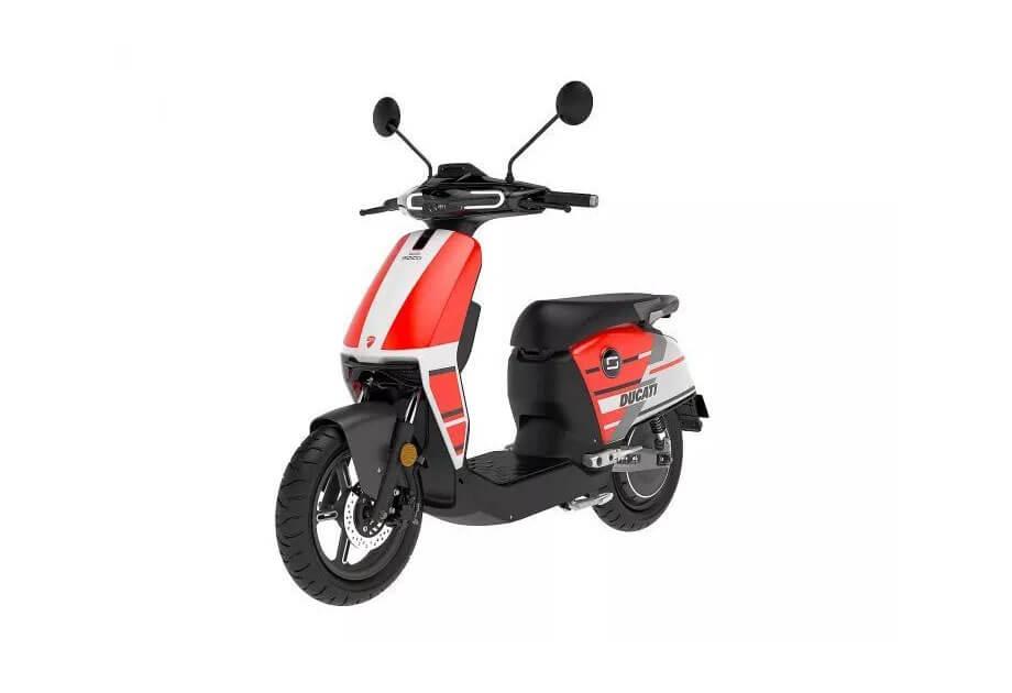 อัพเดทข่าว Ducati รุ่น CUx Special Edition สกู๊ตเตอร์ไฟฟ้าใหม่