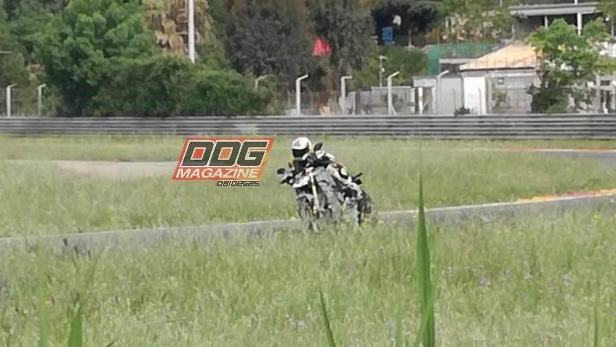 พบภาพหลุด Ducati StreetFighter V4