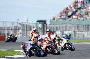 สนาม Silverstone จ่อสัญญา MotoGP จนถึงปี 2021