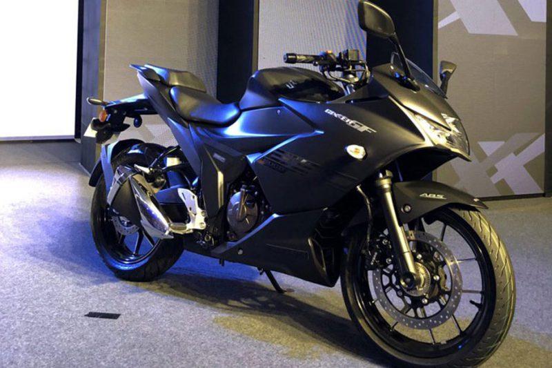 GIXXER 250 SF