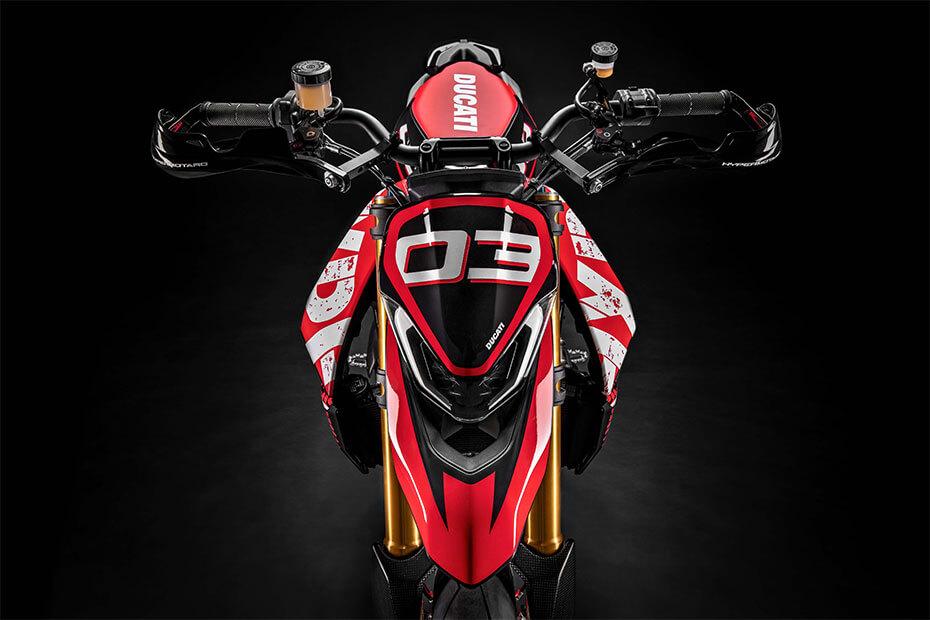เผยโฉม Ducati Hypermotard 950 Concept