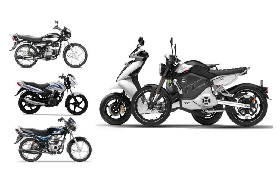 Ather Revolt จักรยานยนต์ไฟฟ้าใหม่กับความแรง 150 ซีซี