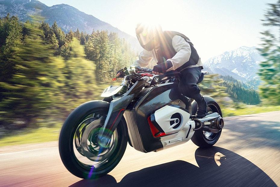 เผยต้นแบบ BMW Vision DC Roadster รถพลังงานไฟฟ้าในอนาคต